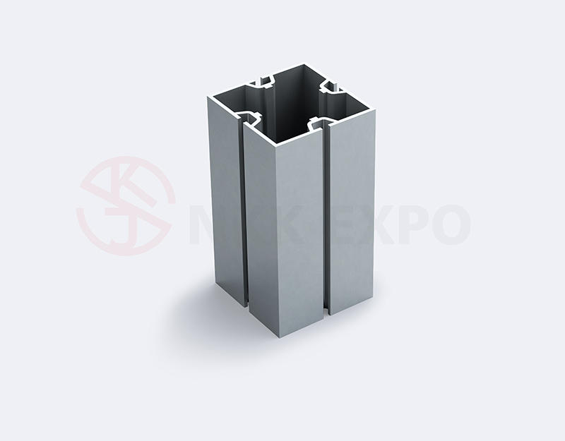 NKK aluminium profiles with good price for booth stand-2