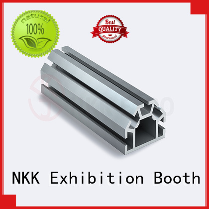 NKK aluminium profiles directly sale for trade show stands