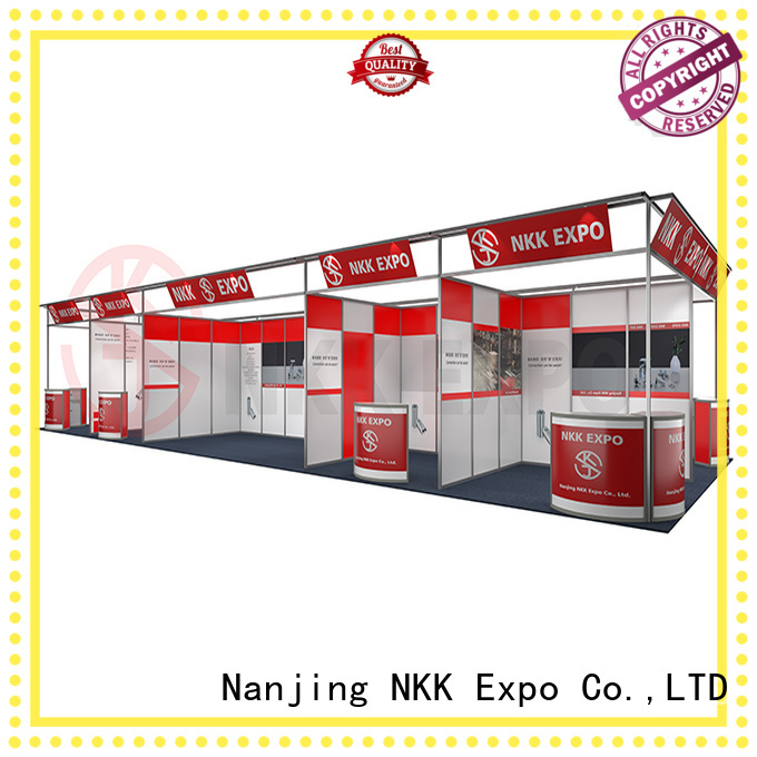 NKK exhibition stall supplier for expo
