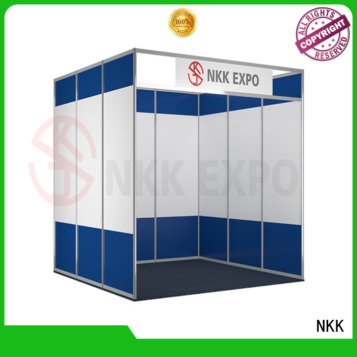 high quality exhibition stall supplier for trade display