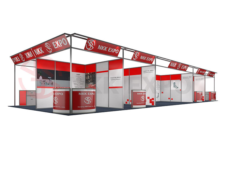 NKK exhibition stall supplier for expo-2