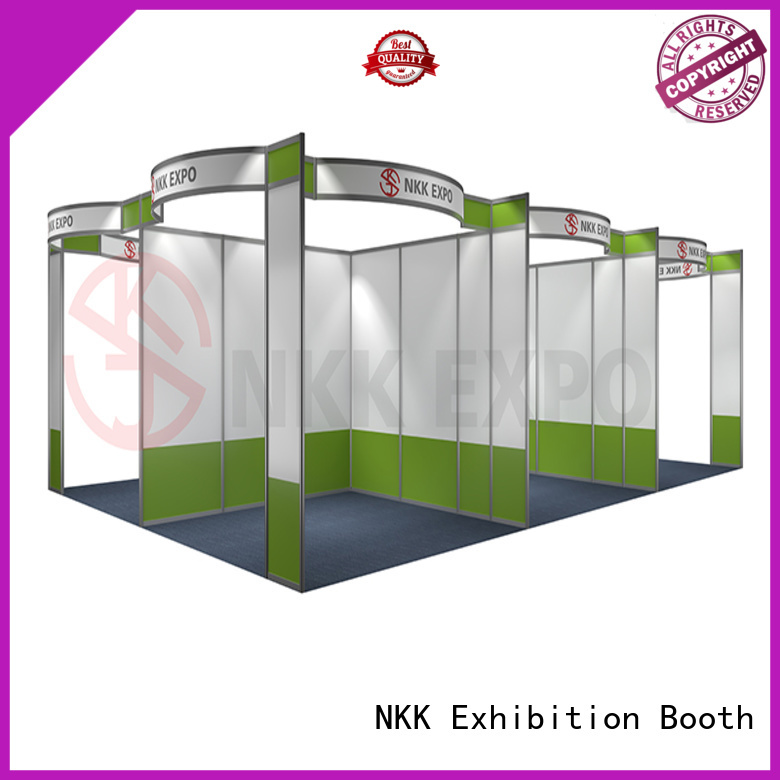reliable exhibition stall directly salefor expo