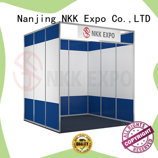 NKK exhibition stall directly sale for trade display