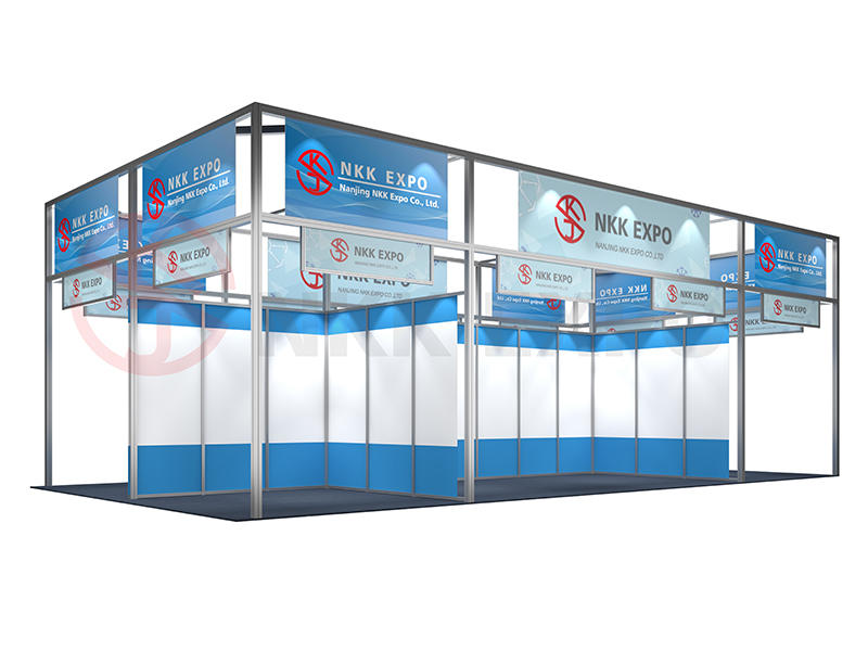 NKK standard booth with good price for expo-1