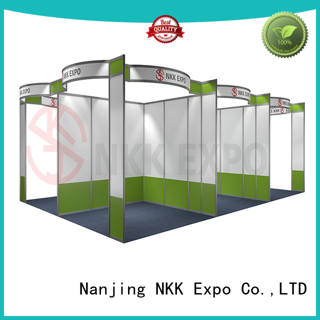 back to back exhibition stall wholesale for business