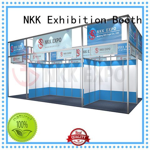 NKK standard booth with good price for expo
