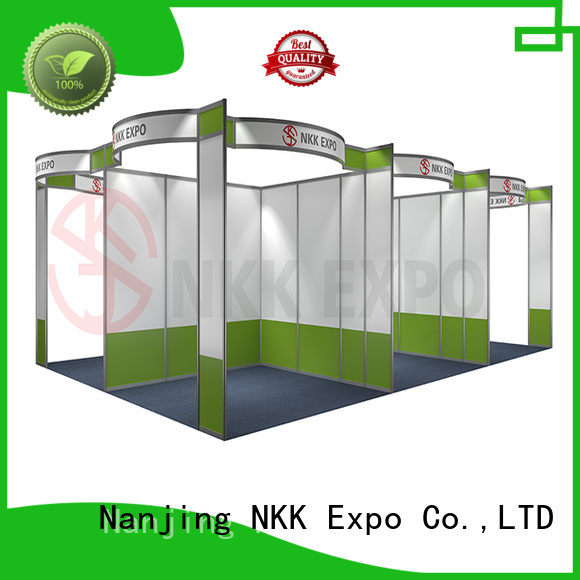 NKK exhibition stall wholesale for business